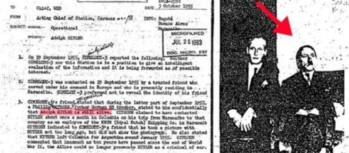 Hitler era vivo negli anni '50 in Sudamerica secondo i file della Cia fatti pubblicare da Trump