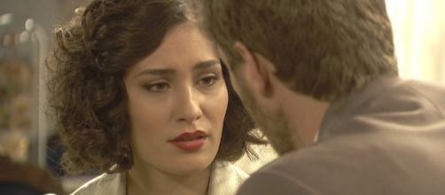 Il Segreto, anticipazioni: Nicolas e Camila si baciano?