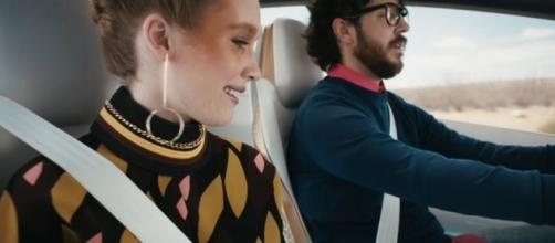 Inside Toyota's new concept car [Image Credit: Toyota Global/YouTube]