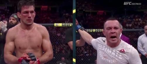 Internautas repudiaram atitude de lutador americano após vitória em São Paulo