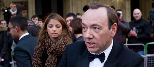 Kevin Spacey of 'House of Cards' - Richardc39 via Wikimedia Commons