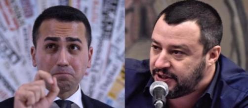Matteo Salvini apre all'ipotesi alleanza con il M5S, Luigi Di Maio dice No