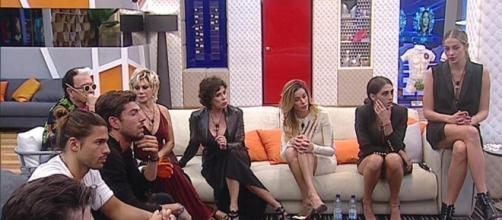 Nominati del Grande Fratello vip: Corinne, Raffaello e Aida