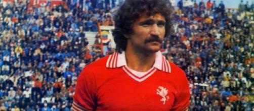 Renato Curi, il centrocampista del Perugia morto in campo il 30 ottobre del 1977