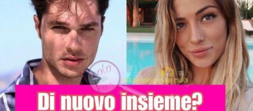 Soleil e Marco volano in Spagna per una romantica vacanza