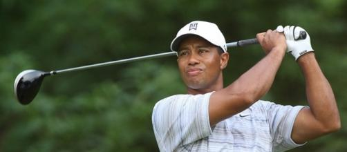 Tiger Woods - Keith Allison via Flickr