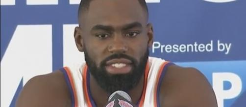 Tim Hardaway Jr. scored 34 points as Knicks beat Cavs (Image Credit: MSG Networks/YouTube screencap)