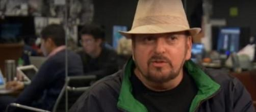 Toback denies sexual harassment allegations (Image Credit: HuffPost Live/YouTube)