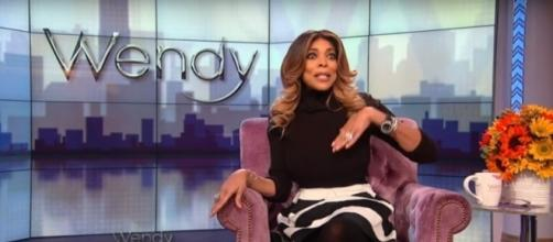 Wendy Williams addressing audience on November 1, 2017. (Image from Wendy Williams/YouTube)