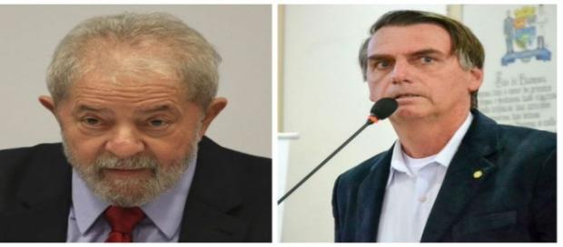 Lula e Bolsonaro lideram pesquisa