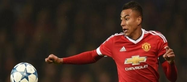 Manchester United striker Jesse Lingard in action in a past match. (Image Credit: Cs2Kaisar Judi/Flickr)