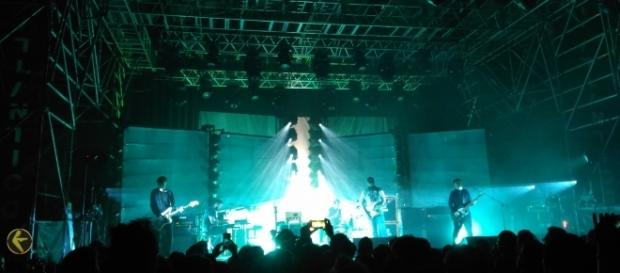 Mogwai live @ Atlantico Roma, 28/10/2017