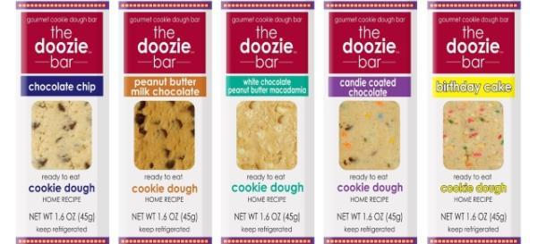 Soozie's Doozies cookie dough bars come in various flavors [Image Credit: Soozie's Doozies/Facebook]