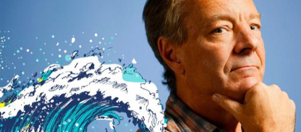 """Tom Drury a Torino per presentare il suo ultimo libro """"A caccia di sogni"""""""