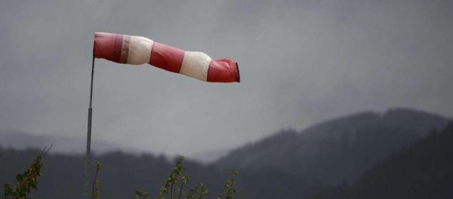Sturmtief 'Herwart' fegt über Deutschland