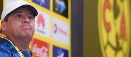 El 'Piojo' será sancionado por la FMF y por el Club América