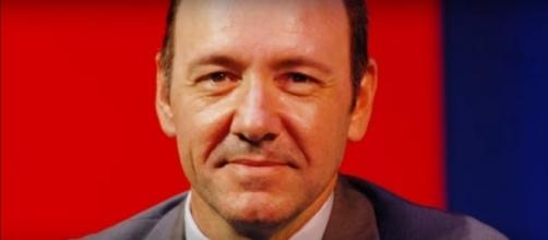 Actor Kevin Spacey. (Image Credit: THR News/YouTube screencap)