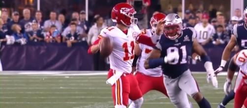 Alex Smith's 4-TD Performance vs. New England   Chiefs vs. Patriots   NFL Wk 1 Player Highlights from YouTube/NFL