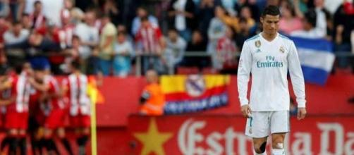 Cristiano Ronaldo está ficando isolado no time