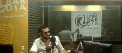 Davide Schioppa a Radio Lombardia
