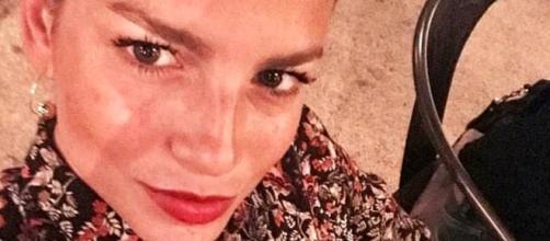 Emma Marrone a New York durante l'attentato