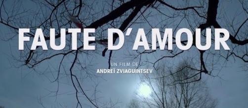 Faute d'Amour, Prix du Jury en 2017 à Cannes