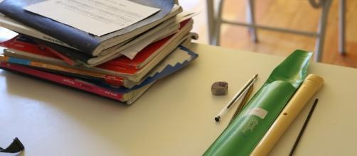 Caderno, escola, educação, ensino
