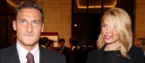 Francesco Totti pronto a sfidare in tv la moglie Ilary Blasi
