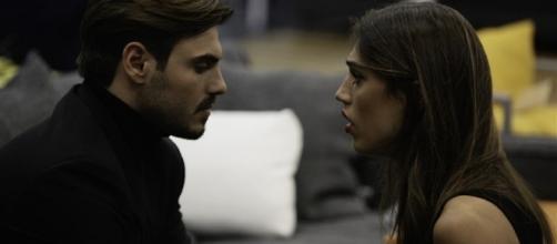 Gfvip: ecco perchè Cecilia ha lasciato Francesco