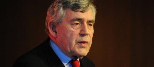 Gordon Brown no longer liking bankers . - (Creative Commons: Blasting News Library)