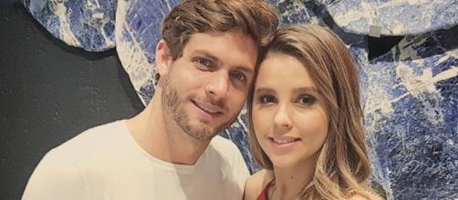 Horácio Pancheri e Paulina Goto