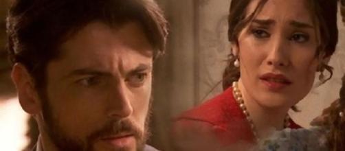 Il Segreto, trame spagnole: Camila tradisce di nuovo Hernando.