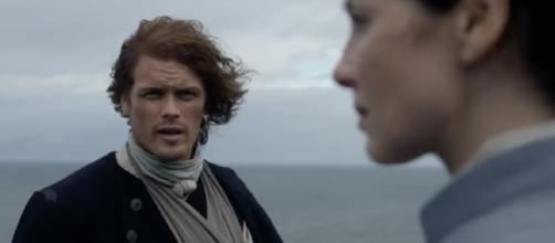 'Outlander' is heading for a dramatic conclusion in Season 3. -- [Image Credit: BBC/YouTube screencap]