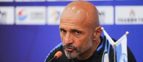 Inter, il mister Luciano Spalletti