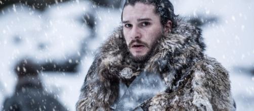 Jon Snow, protagonista del Trono di Spade