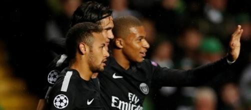 Ligue des champions: débuts parfaits pour le PSG face au Celtic ... - rfi.fr