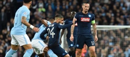 Napoli Manchester City probabili formazioni - ilnapolista.it