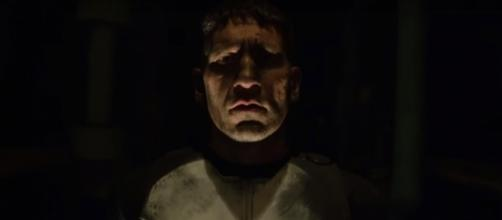 """Netflix will debut the fifth Marvel television series """"The Punisher"""" in November. Image via YouTube/Netflix"""
