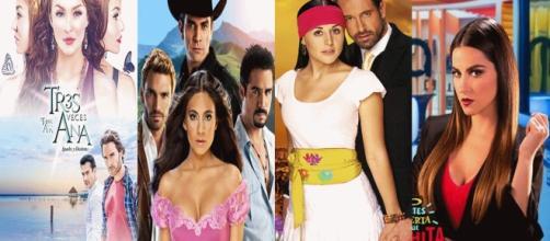 'La que no podia amar' é uma das novelas mexicanas que ainda não foram exibidas pelo SBT (Foto: Reprodução/Televisa)
