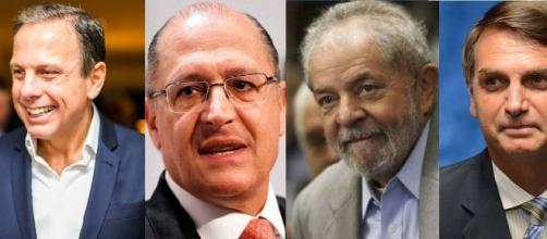 O que fazer para reverter o efeito Lula e Bolsonaro? Doria tem a resposta