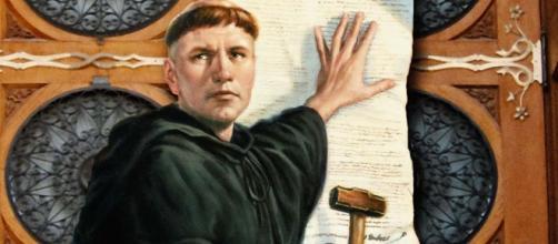Reforma Protestante - Martinho Lutero