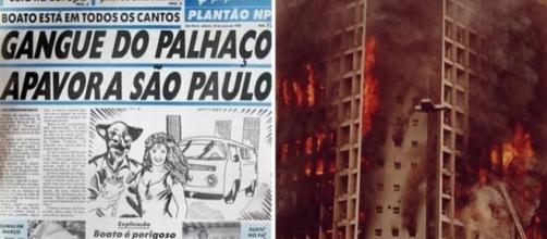 Relembre 5 notícias assustadoras que apareceram nos jornais brasileiros (Fotos: Reprodução)