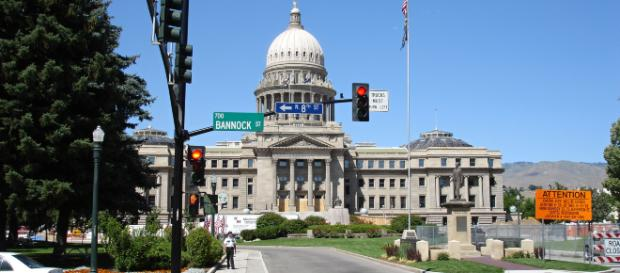 Capital Building in Boise, Idaho - Wikimedia Commons