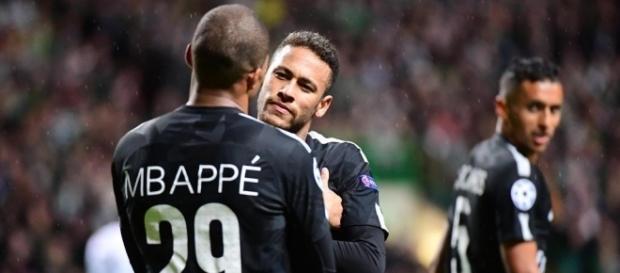 Foot PSG - PSG : La MCN à Paris, c'est huit buts en deux matchs ... - foot01.com