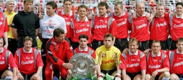 Kaiserslautern were Bundesliga champions in 1998, but 20 years on, they could be in the third division - Onedio