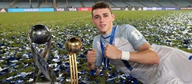 Foden warns teammates to be patient at their clubs following Under-17 World Cup success - sportz247.com