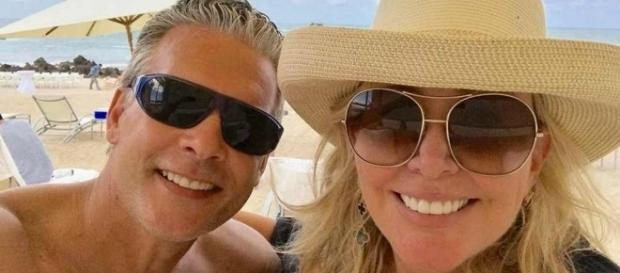 Real Housewives of Orange County's Shannon Beador Separating From ... (Image Credit: eonline/Youtube screencap)