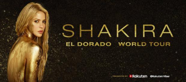 Shakira regresa a España con su nuevo tour
