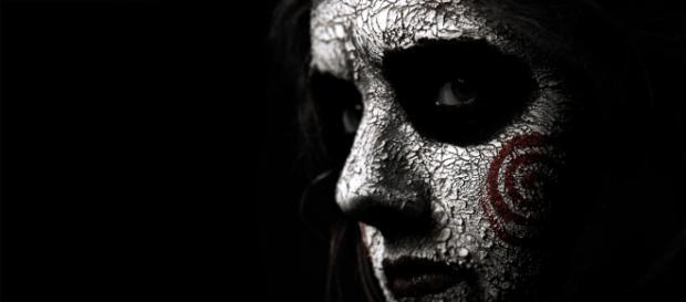 Un'immagine tratta dal film Saw: Legacy, nelle sale italiane per Halloween
