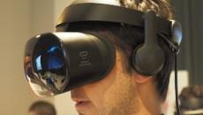 Samsung introduces HMD Odyssey VR headset